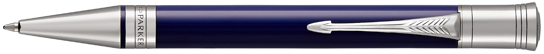 Шариковая ручка Parker Duofold K74 Blue/Black CT