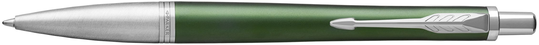 Шариковая ручка Parker Urban Premium K311 Green CT