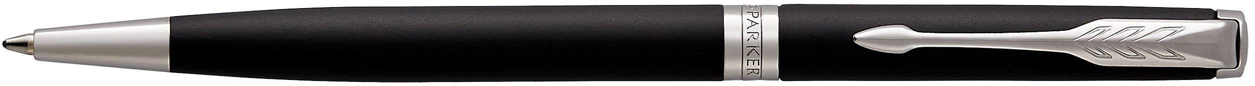 Шариковая ручка Parker Sonnet Core K429 Slim, Matte Black CT