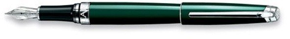 Перьевая ручка Caran d'Ache Leman Racing Green Rhodium