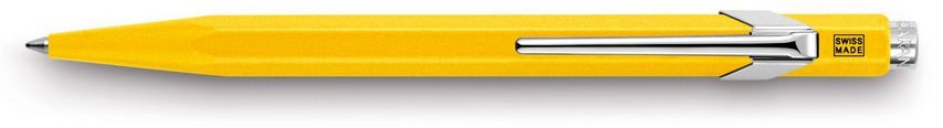 Шариковая ручка Caran d'Ache Office 849 Classic Yellow