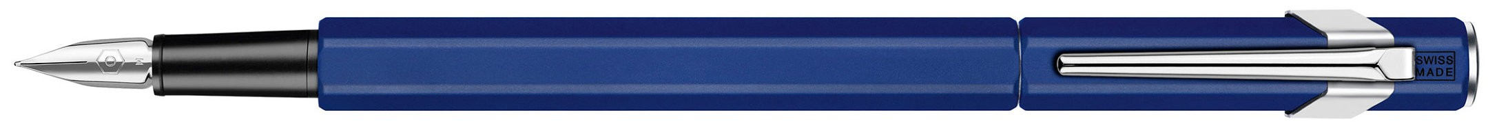 Перьевая ручка Caran d'Ache Office 849 Classic Navy Blue