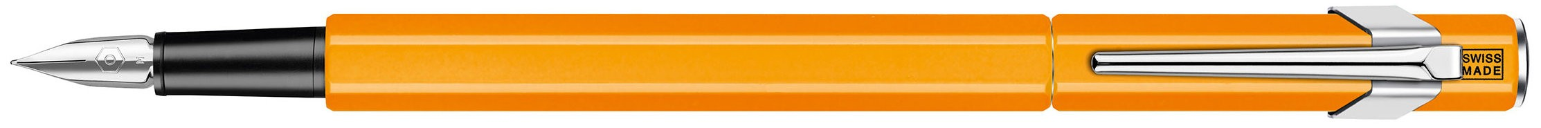 Перьевая ручка Caran d'Ache Office 849 Fluo Orange
