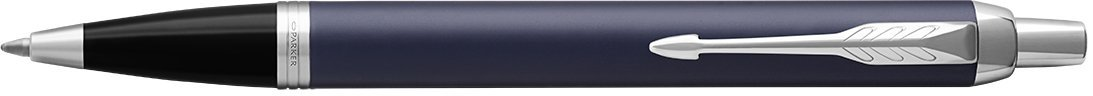 Ручка шариковая Parker IM Core K321, Matte Blue CT