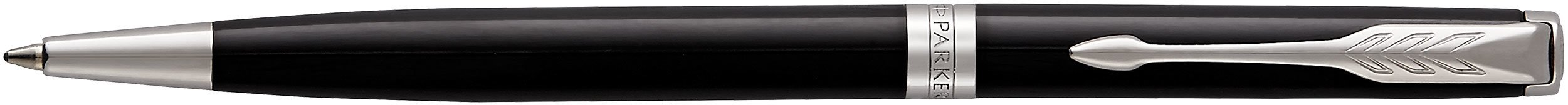 Шариковая ручка Parker Sonnet Core K430 Slim, Laque Black CT