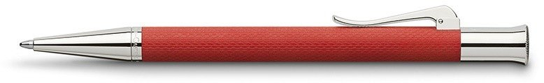 Шариковая ручка Faber-Castell Guilloche India Red, В