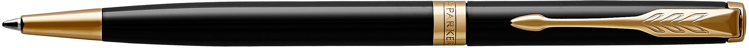 Шариковая ручка Parker Sonnet Core K430 Slim, Laque Black GT